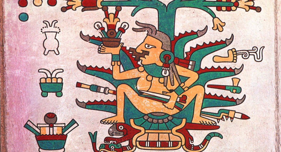 Goddess of Maguey: Mayahuel